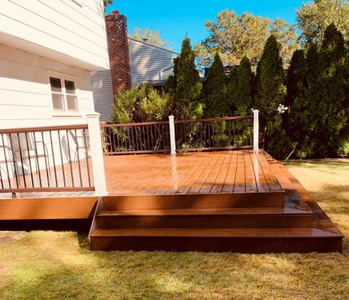 Haddonfield Deck Remodel
