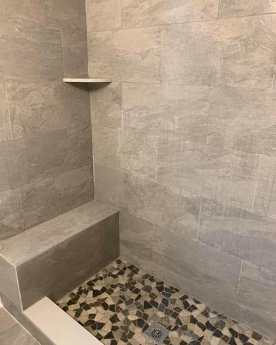 "alt=""New shower install by Cherry Hill home builders"""