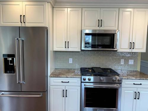 Haddonfield New Jersey Kitchen Remodel