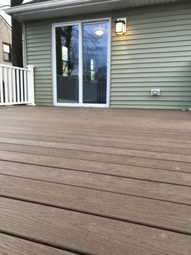 Cherry Hill Deck Remodel