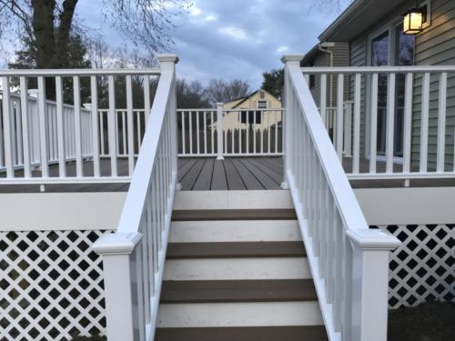 Cherry Hill Deck Renovation