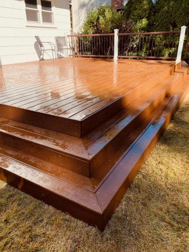 South Jersey Deck Remodel