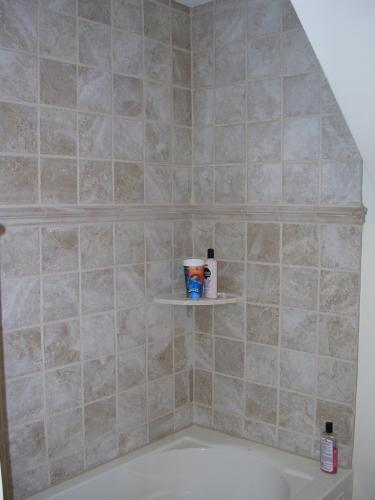 "alt=""South Jersey Bathroom Shower Remodeled"""