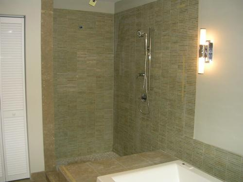 "alt=""Haddonfield bathroom shower remodeled"""